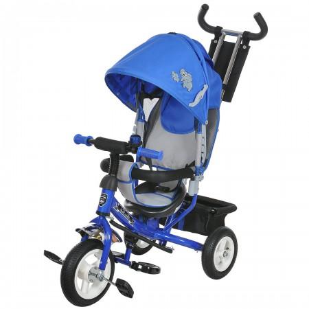 Велосипед 3-х колесный Mini Trike 950D blue