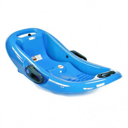 Санки Snow Flipper de luxe blue