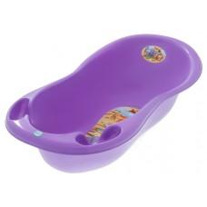 Ванночка Tega Safari SF-005 LUX 102 cm с термометром 128 dark violet
