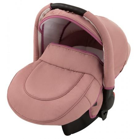 Автокресло Adamex Carlo  розовый