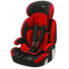 Автокресло Bair Beta Iso-fix 1/2/3 (9-36 кг) DBI2426 черный - красный