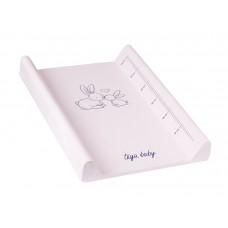 Пеленальная доска Tega Little Bunnies KR-009 104 light pink