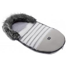 Зимний конверт Bair Polar premium  серый - серая кожа