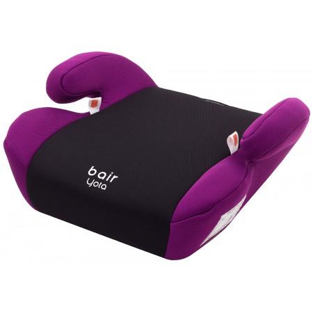 Автокресло Bair Yota бустер (22-36 кг) DY2418 черный - фиолетовый