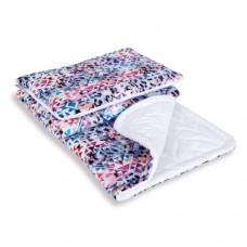 Комплект в кроватку Ceba Baby Плед (75x100) + подушка (30x45)  impreso