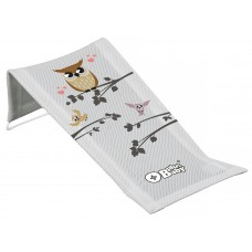 Горка для купания Tega Owl (Plus Baby) PB-SOWA-026 (сетка) 106 gray
