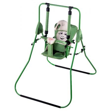 Качель Умка Casper  зеленый-беж