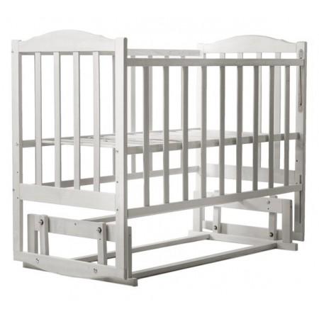 Кровать Babyroom Зайчонок Z202 маятник  слоновая кость