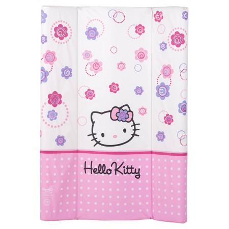 Пеленатор мягкий Ceba Baby CE-102 для пеленальных комодов  hello kitty