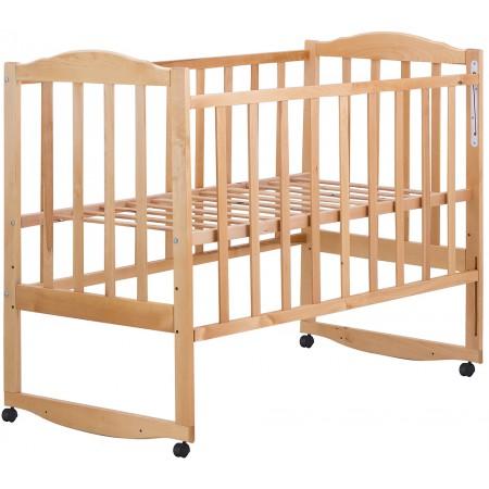 Кровать Babyroom Зайчонок Z104  лакированная