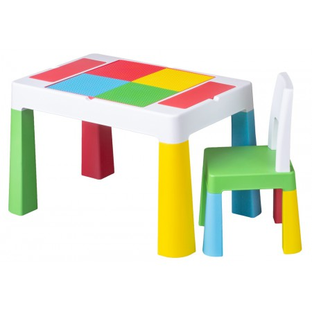 Стол и стул Tega Multifun MF-001 134 multicolor