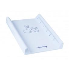 Пеленальная доска Tega Little Bunnies KR-009 105 light green