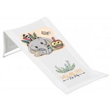 Горка для купания Tega Wild & Free Little Elephant DZ-026 (сетка) 103 white