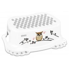 Подставка Tega Owl (plus baby) PB-SOWA-006 нескользящая 103 white
