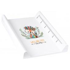 Пеленальная доска Tega Wild & Free Little Fox DZ-009 103 white