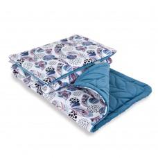 Комплект в кроватку Ceba Baby Плед (75x100) + подушка (30x45)  alas