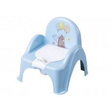 Горшок-стульчик Tega Forest Fairytale FF-007 108 light blue
