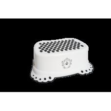 Подставка Tega Royal Baby RL-006 нескользящая 103-C white-black