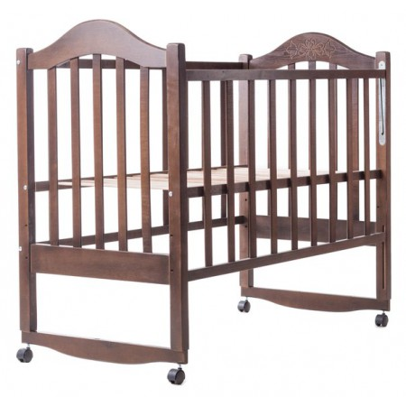 Кровать Babyroom Дина D103  венге