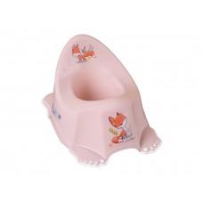 Горшок Tega Forest Fairytale FF-001 нескользящий 107 light pink