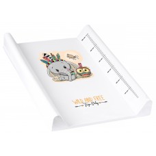 Пеленальная доска Tega Wild & Free Little Elephant DZ-009 103 white