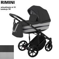 Коляска 2 в 1 Adamex Rimini Tip RI-91