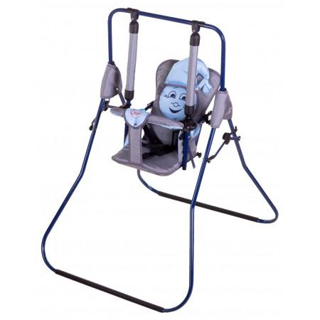 Качель Умка Casper  серый-голубой