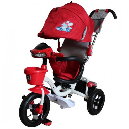Велосипед 3-х колесный Mini Trike LT960-2 red