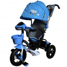 Велосипед 3-х колесный Mini Trike LT960-2 blue