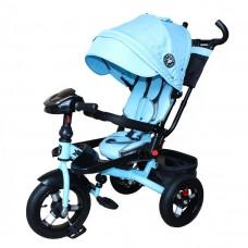 Велосипед 3-х колесный Mini Trike light blue