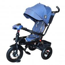 Велосипед 3-х колесный Mini Trike blue